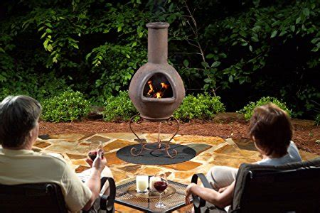 Best Fuel For A Chiminea by Grilling With A Chiminea