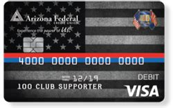We did not find results for: Arizona Federal Partners With 100 Club to Offer First Responders Debit Card