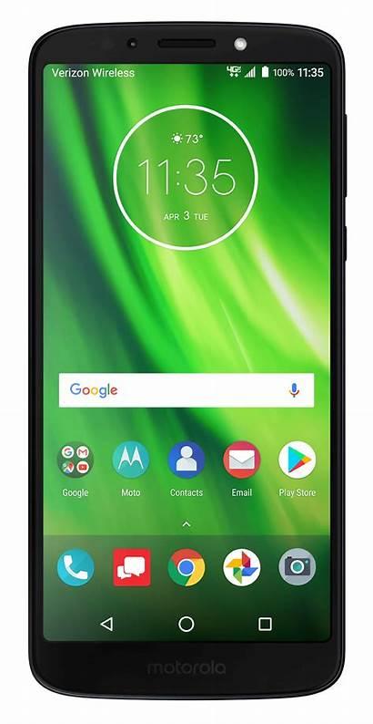 Moto G6 Verizon Walmart Prepaid Motorola Play
