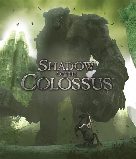 Shadow Of The Colossus Game Giant Bomb