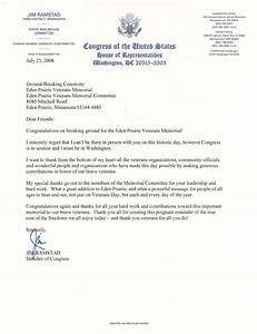 letter to congressman levelings With letter to a congressman template