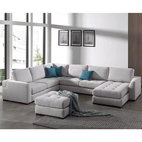 choix canapé canapé d 39 angle panoramique gris en tissu vigo 10 coloris