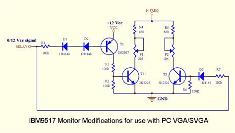 Rca To Wiring Diagram by Rca To Vga Wiring Diagram Wiring Diagram