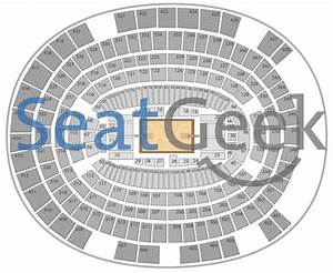 Square Garden Seating Chart Knicks And Rangers Tba