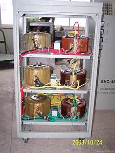 Servo Motor Type Voltage Stabilizer Three Phase