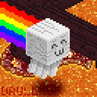 Minecraft Gifer Pixel Anyone Skins Cats