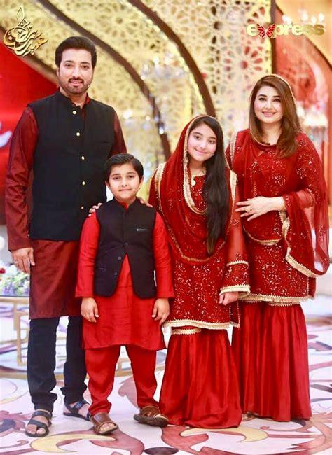 beautiful clicks  javeria saud   family