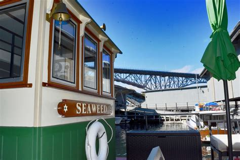 Houseboats For Sale Seattle Area by The Only Houseboat For Sale In Seattle Lake Union Living
