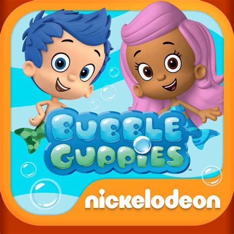 Bubble Guppies Animal School Day Por Mtv Networks