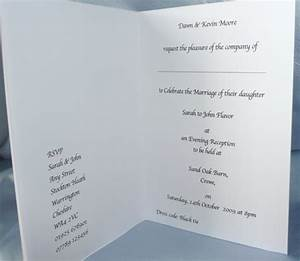Wedding invitation wording wedding invitation wording for Wedding invitation wording church and evening reception