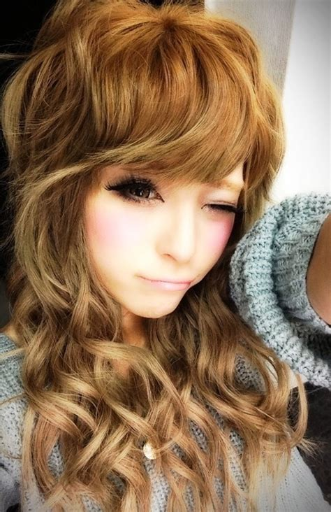 34 best images about hime on pinterest gyaru hairstyles