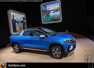 #NYIAS: Volkswagen's Showed A SECOND Pick-up Truck For The