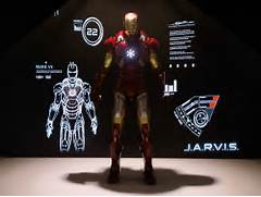 Iron Man Suit Blueprin...