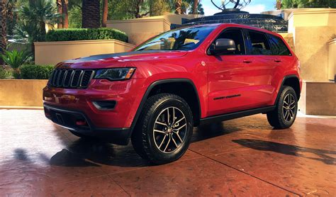 jeep grand cherokee trailhawk diesel engine