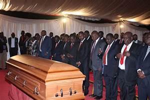 Uhuru to attend governor Gachagua's burial – Nairobi News