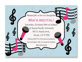 template free singing birthday cards together with free recital invitation musical birthday party by mvdesignink