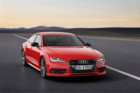 Official 2018 Audi A7 Sportback 30 Tdi Competition