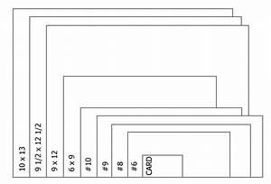 standard size letter envelope letters font With standard letter envelope size