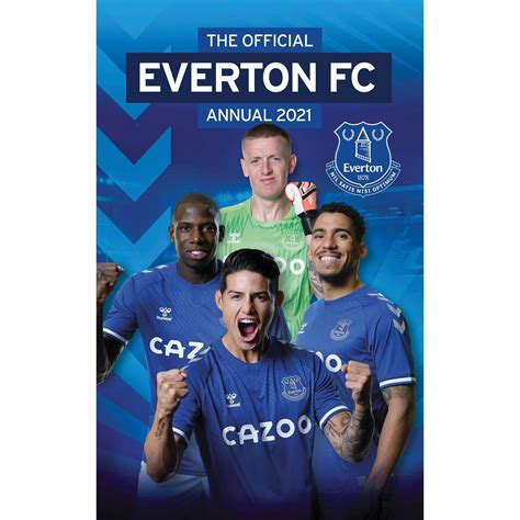 Whether it's the very latest transfer news from goodison park, quotes from the manager's press conference, match previews and reports, or news about the toffees' progress in the premier. Everton FC Annual 2021 at Calendar Club