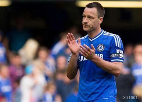 Terry prolonge à Chelsea / Angleterre / Premier League ...