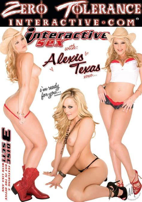 Interactive Sex With Alexis Texas 3 Dvd5