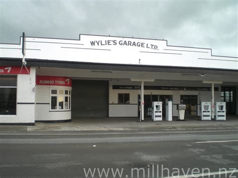 wylie s garage wylie s garage millhaven the home of
