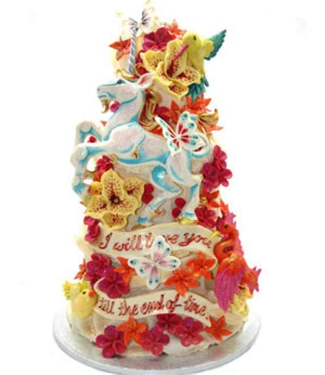 Our favourite Choccywoccydoodah cakes   Unicorn cake   goodtoknow