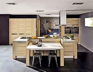 Ilot Cuisine Table : chaise meta alki cuisine arthur bonnet tables de ~ Teatrodelosmanantiales.com Idées de Décoration