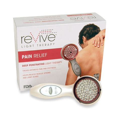 revive light therapy for pain reviews 28 images