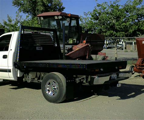 flatbed beds truck beds
