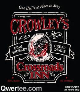 Supernatural Crowley T-Shirt