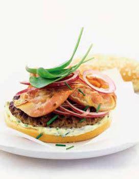 hervé cuisine hamburger hamburger pour 4 personnes recettes à table