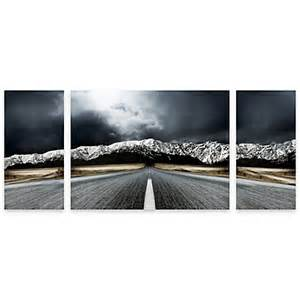 open road panel art bed bath beyond