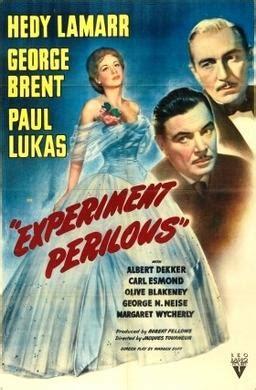 experiment perilous wikipedia
