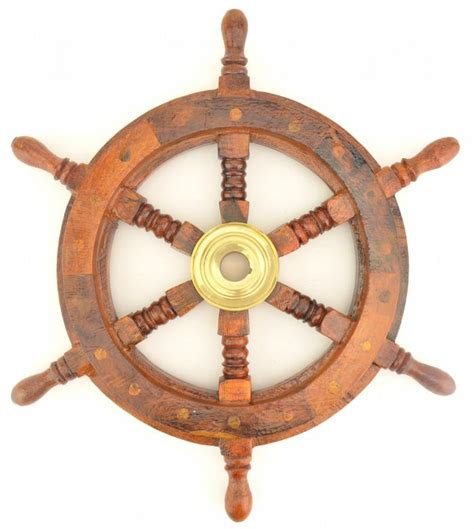 nautical wall decor wooden ship wheel wood boat wheel
