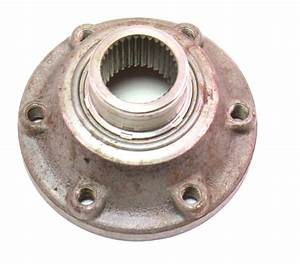 4 Speed Manual Transmission Axle Flanges Gc 90mm 75