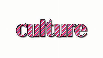Culture Word Logos