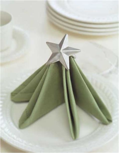 top 10 christmas napkin folding tutorials top inspired