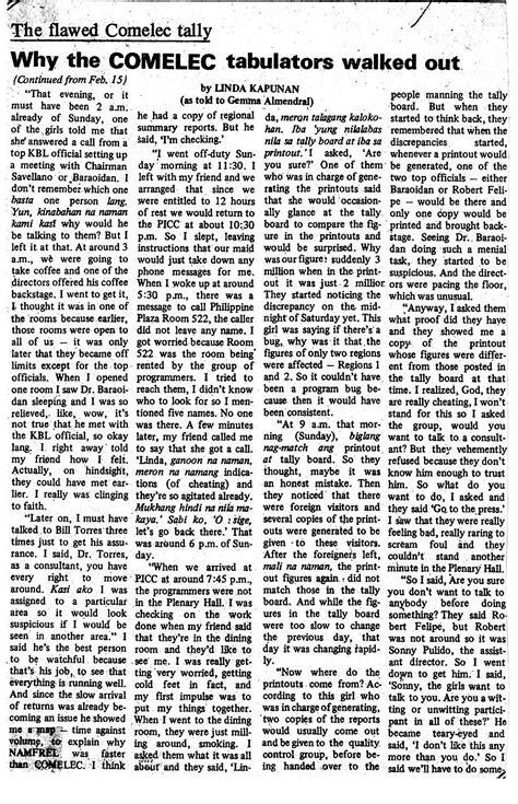 Newspaper Articles  Linda Angeleshill