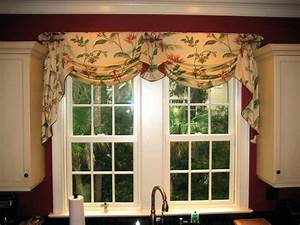 Kitchen Window Curtains Image Of Farmhouse Country Kitchen