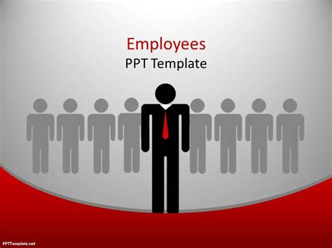 employees  template