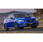 News  Subaru Updates WRX & STI For 2018