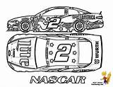 Nascar Coloring Pages Race Cars Children Adults Sports Boys Sprint Colouring Printable Racing Gordon Jeff Templates Speed Template Mega Yescoloring sketch template
