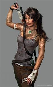 DIY Tomb Raider Lara Croft Costume | maskerix.com