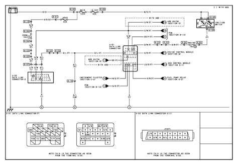 2000 F250 Obd2 Wiring Diagram by Repair Guides Data Link Connector 2003 Data Link