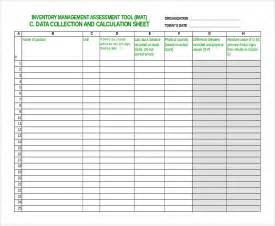 Stock Inventory Control Template Download Editable Stock