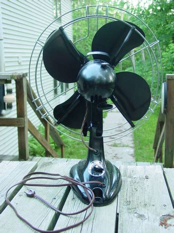 signal model  black  speed oscillating fan