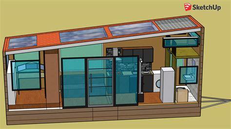 Tiny Haus Auf Rädern by Ich Und Mein Tiny House Auf R 228 Dern 8 4 X 2 5 M Gr 252 223 E