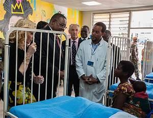 Madonna opens children's hospital in Malawi named after ...