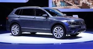Volkswagen Tiguan 7 Places : nouveau tiguan 7 places ~ Medecine-chirurgie-esthetiques.com Avis de Voitures